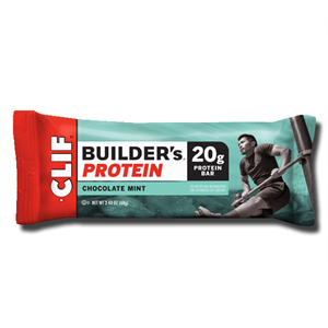 Clif Builder's Chocolate Chocolate Mint Protein (20g) Bar 68g
