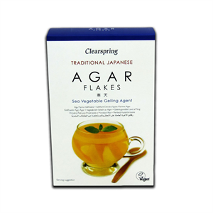 Clearspring Vegan Japanese Agar Flakes 28g