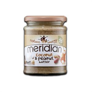 Meridian Coconut & Peanut Butter 280g