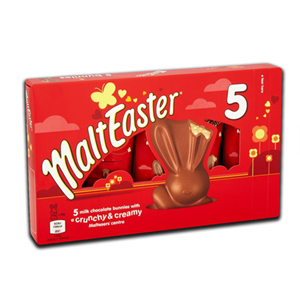 Maltesers Easter 5x29g Bunnies 145g