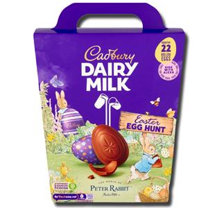 Cadbury Easter Egg Hunt Carton 176g