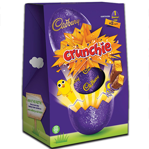 Cadbury Crunchie Egg 233g