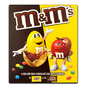 M&M's Easter Milk Chocolate Egg 268g