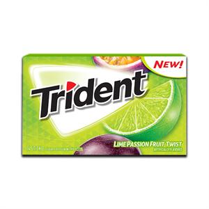 Trident Lime PassionFruit Twist 14'
