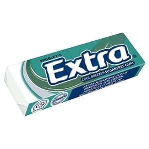 Wrigley's Extra Cool Breeze Gum
