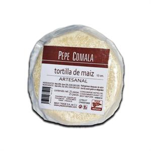 Pepe Comala Tortilla de Maiz 16's