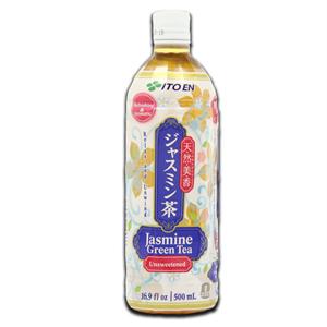 Ito En Natural Jasmine Green Tea 500ml