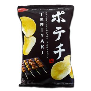 Koikeya Potato Chips Teriyaki Flavour 100g