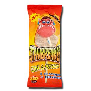 Zed Candy Monster Jawbreaker On a Stick 5 Flavour 60g