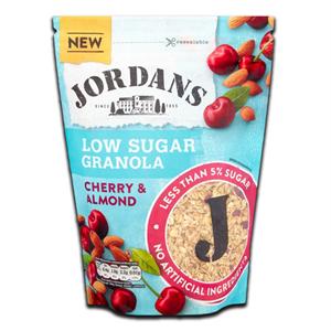 Jordans Low Sugar Granola Cherry & Almond 500g
