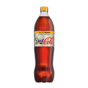 Coca Cola Diet Exotic Mango 500ml