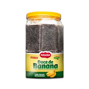 Gulosina Doce de Banana 57g