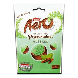 Nestlé Aero Peppermint Bubbles 102g