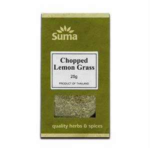 Suma Chopped lemon Grass 25g