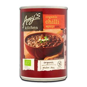 Amy's Kitchen Organic Chili Spicy 416g
