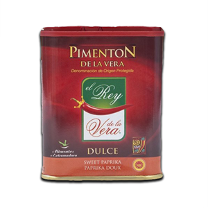 Rey De la Vera Pimenton Sweet Smoked Paprika 75g
