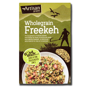 Artisan Wholegrain Freekeh 200g