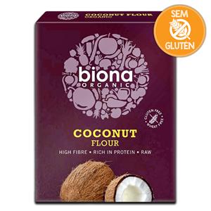 Biona Organic Coconut Flour Gluten Free 500g