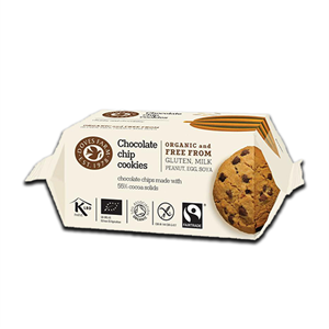 Doves Farm Gluten Free Cookies Chocolate Chip 180g