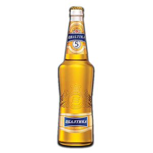 Cerveja Baltika 5 Golden Lager 470ml
