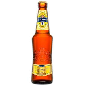 Cerveja Baltika 8 Wheat Beer 470ml