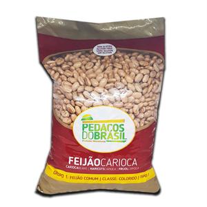 Pedaços do Brasil Feijão Carioca 1kg