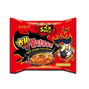 Samyang Extra-Hot Chicken Ramen 140g