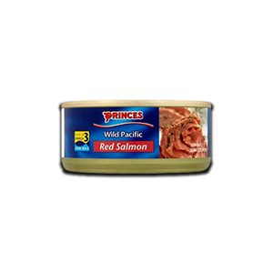 Princes Red Salmon 105g