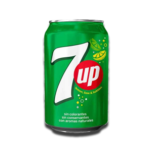 7 UP Lata 33cl