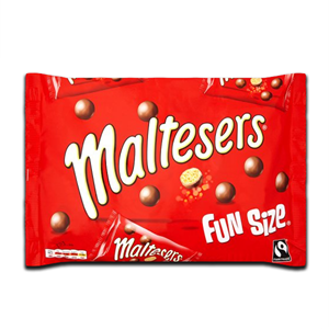 Maltesers Fun Size Bag 195g