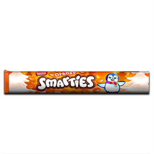 Nestlé Smarties Orange Tube 130g