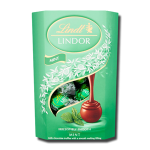 Lindt Lindor Mint Chocolate 200g