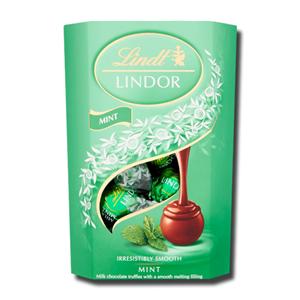 Lindt Lindor Mint Chocolate Balls 200g