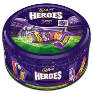 Cadbury Heroes Tin 819g