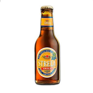 Cerveja Strela Kriola Garrafa 250ml