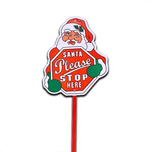 Santa Stop Sing - Acessório