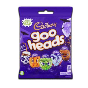 Cadbury Goo Heads 89g