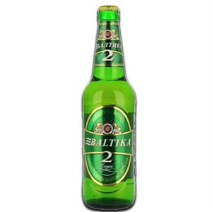 Cerveja Baltika N2 Gravity Beer 450ml