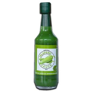 Calisto's Sauce Jalapeño 250ml