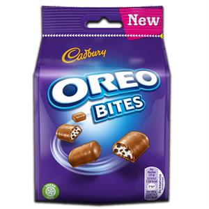 Cadbury Dairy Milk Oreo Bites Bag 110g