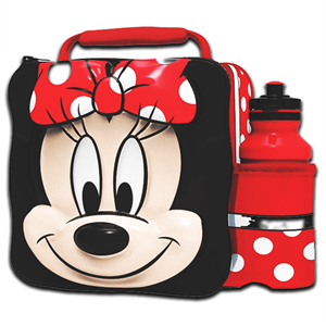 Nickelodeon Minnie Mouse Lunch Bag