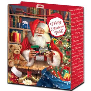 Giftmaker Merry Christmas Large Bag