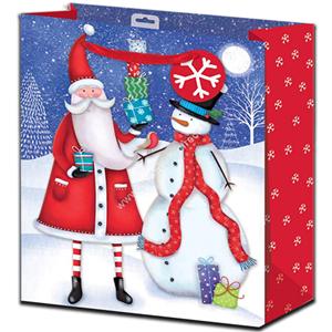 Giftmaker Merry Christmas Giant Bag