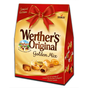 Werther's Original Golden Mix 340g