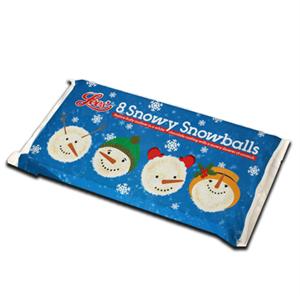 Lee's 8 Snowy Snowballs 147g