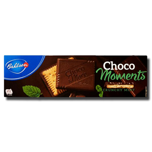 Bahlsen Choco Moments Mint 120g