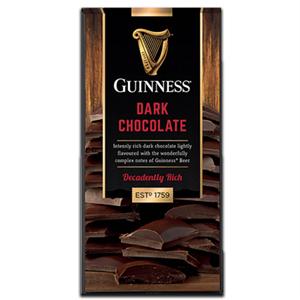 Guinness Dark Chocolate 90g