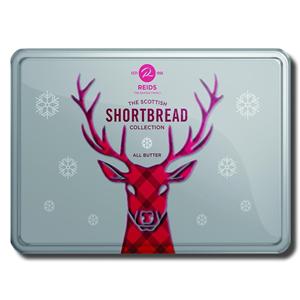 Reids Scottish Shortbread Collection 300g