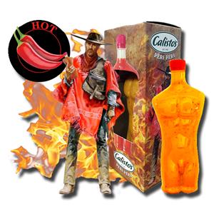 Calisto's Male Hot Peri Peri Sauce 500ml