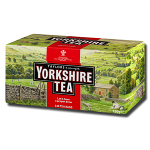 Taylors Yorkshire Tea 240's